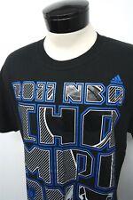 2011 Dallas Mavericks Nba Champions adidas basketball t-shirt sz Xl mens #6882