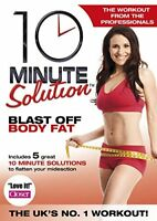 10 Minute Solution - Blast Off Body Fat [DVD] [2010][Region 2]