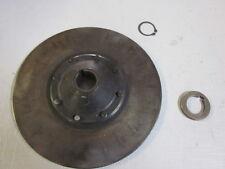 """Polaris 1332091 Brake Disc Rotor fits many 85-91 Indys  8"""" OD w/ 1/4"""" keyway"""