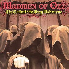 FREE SHIP. on ANY 2 CDs! NEW CD Tribute to Ozzy Osbourne: Madmen of Ozz: Tribute
