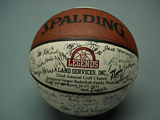 Autographed OU Oklahoma Sooners Basketball TUBBS KiNG PRICE KRUGER + 65 more !