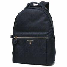 MICHAEL KORS  Large Signature Backpack Black Gold