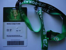 VIP Pass Keyholder Pokal Finale 2016 Bayern - Dortmund (Business Lounge O)