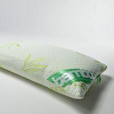 2 X Cuscini Memory Foam Di Lusso in bambù testa ferma Supporto Collo ORTOPEDICO