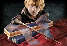Harry Potter - Ron Weasley's Wand with Ollivanders Box Noble Collection NN7462