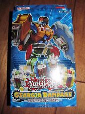 YU-GI-OH Trading Card Game GEARGIA RAMPAGE Structure Deck TCG Sealed NEW