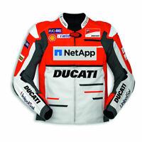 Ducati Motorbike Leather Jacket Motorcycle Leather Racing jacket