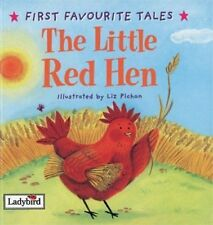 First Favourite Tales Little Red Hen by Ladybird Hardback Book - New In Pack