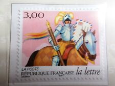 FRANCE 1998 timbre 3153, JOURNEE LETTRE, CHEVAL, CHEVALIER, neuf**, MNH