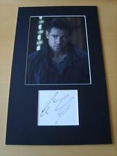 Colin Farrell Genuine Autograph - UACC / AFTAL.
