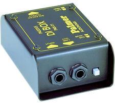 Palmer Pan 01 Audionomix Passive Di-box