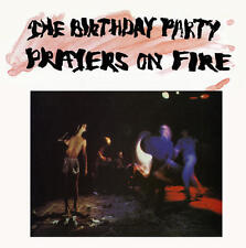 The Birthday Party - Prayers On Fire LP REISSUE NEW LMTD ED / RED & WHITE SWIRL