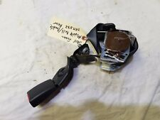 2010 2011 2012 FORD FUSION CENTER MIDDLE REAR SEAT BELT WITH BUCKLE BLACK OEM