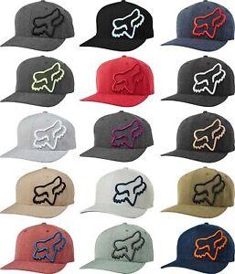 Fox Racing Clouded Flexfit Hat -  Mens Lid Cap
