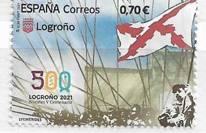 España 2021 5º1 Centenario de Logroño
