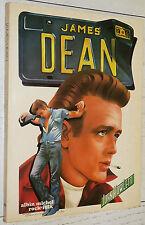 JAMES DEAN / BIO CINEMA / JOHN HOWLETT / ROCK & FOLK 1985 / GEANT FUREUR EDEN