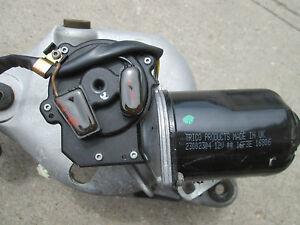 JAGUAR XJ8 XJR VANDEN PLAS WINDSHIELD WIPER MOTOR 2004-2005-2006-2007-2008-2009