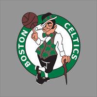 Boston Celtics NBA Team Logo Vinyl Decal Sticker Car Window Wall Cornhole