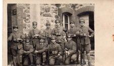 WW1 FOTO PLOTONE 41 RGT REGGIMENTO FANTERIA MODENA ftg2