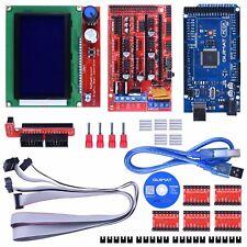 Kit de contrôleur d'imprimante 3D Quimat pour kits de démarrage Arduino Mega 256
