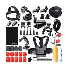Zookki Sports Accessories Kit for GoPro 6 HERO5 Black 4 Silver Hero 3 Outdoor...