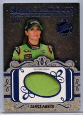 2013 PRESS PASS SERIES STANDOUTS DANICA PATRICK RACE USED FIRESUIT # 23/50