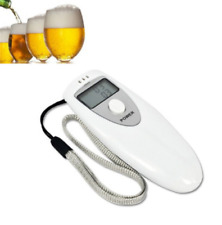 Digital Portable Alcohol Breath Tester Breathalyzer Detector LCD Brand analyzer