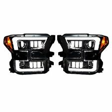 RECON 264290BKC Ford F150 - Raptor 15-17  Smoked-Black Headlights Projector