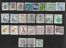 Lot of Stamps from KOREA-MNH-Used