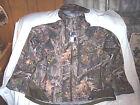 Mens 2X Rain Jacket 3 Layer Realtree Camo Jacket Camo Parka Fishing Hunting $170