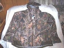 Mens XL Rain Jacket Pulse Realtree Camo Jacket Fishing Rain Coat Hunting $170 +
