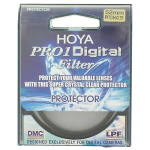 HOYA 52MM PRO1 Digital Protector Filter