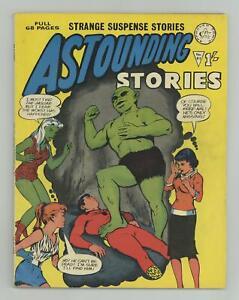 Astounding Stories #61 VG+ 4.5 1966
