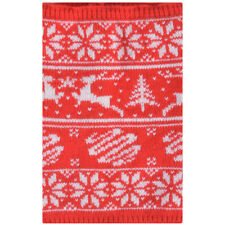Blender Bottle Special Edition Knitted Winter Sweater Bottle Sleeve - Red