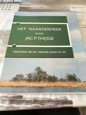 Het Naardermeer door JAC P Thijse  Verkade Album