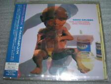 DAVID GRUBBS the coxcomb and JAPAN CD Gastr del Sol SS