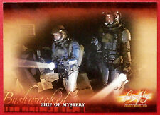 Joss Whedon's FIREFLY - Card #19 - Ship of Mystery - Inkworks 2006