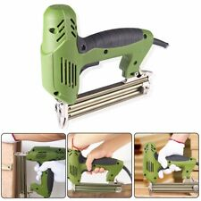 Heavy-Duty Electric Staple Gun Straight Nail 10-30mm Special Use 30/min Tool