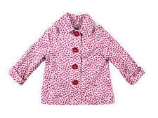 Baby Jacke für Mädchen aus Baumwollmischung