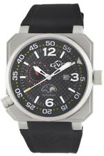 GV2 by Gevril Men's 'XO Submarine' Swiss Quartz Stainless Steel and Rubber Casua