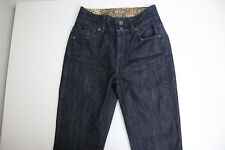Rich And Skinny Womens Jeans slim straight Size 24 blue denim mid rise