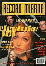 Electribe 101 on Magazine Cover 15 September 1990  The Darling Buds  World Party