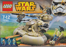 rare LEGO STAR WARS 75080 AAT  New Nib Sealed Jar Jar Binks pilot Battle droid