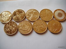 Promotion. Poland 2 ZL Complete Set 9 Coins 2000 NG