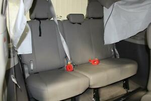 2007-2019 TOYOTA SIENNA XLE 3rd Row Leather Seat Back/Rear