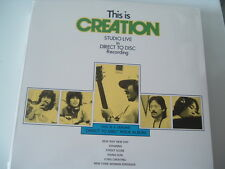This Is Creation Studio live Direct To Disc ITA 0889397834319 CD