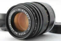 【MINT】 Minolta M Rokkor Leitz 90mm f4 Lens for CL CLE Leica M From JAPAN #964