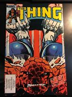 The Thing Volume 1 #7 January 1984  Marvel Comics Stan Lee