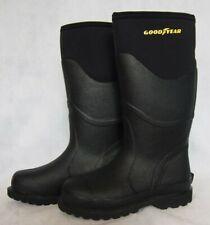 Goodyear Pathfinder Neoprene Lined Wellington Boots - Black