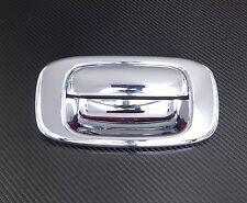 1999-2006 Chevy Silverado+GMC Sierra Chrome Tailgate Handle Cover